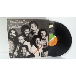 AVERAGE WHITE BAND AND BEN E. KING benny and us, K50384