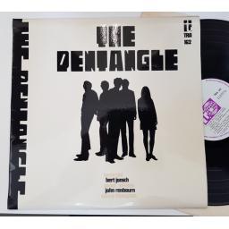 SOLD : THE PENTANGLE The Pentangle, debute album. Bert Jansch, terry Cox, John Redbo...