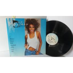 WHITNEY HOUSTON i wanna dance with somebody (who loves me), 12 inch single, RIST 1