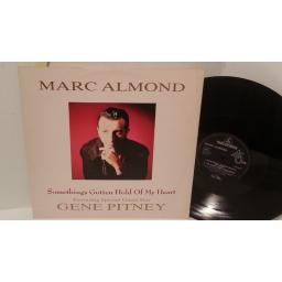 "MARC ALMOND something's gotten hold of my heart, 12"" single, 12R 6201"