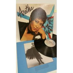 ARETHA FRANKLIN jump to it, AL 9602