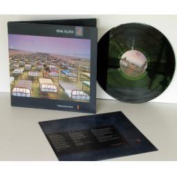 A Momentary Lapse Of reason [Vinyl] PINK FLOYD. EMD 1003