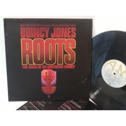 QUINCY JONES roots: the saga of an american family, AMLH 64626