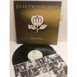 FLEETWOOD MAC greatest hits WX221