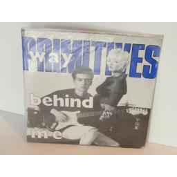 PRIMITIVES way behind me, 7 inch single