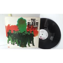THE ALARM the chant has begun, 12 inch single, IRSY 114