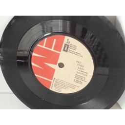 GEORDIE can you do it, 7 inch single, EMI 2031