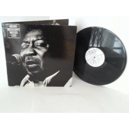 MUDDY WATERS muddy mississippi waters live, vinyl LP, gatefold