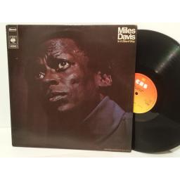 SOLD: MILES DAVIS in a silent way, S63630