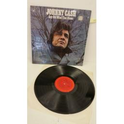 JOHNNY CASH any old wind that blows, KC 32091