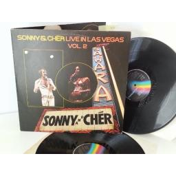 SONNY AND CHER live in las vegas volume two