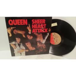 QUEEN sheer heart attack, EMC 3061