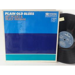 ART HODES AND TRUCK PARHAM plain old blues, SMWL21029