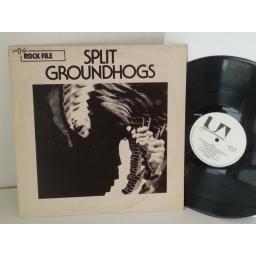 GROUNDHOGS split, LBR 1017