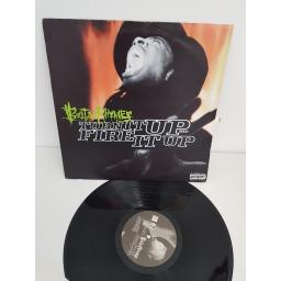 "BUSTA RHYMES, turn it up/fire it up, E3847T, 12"" EP"