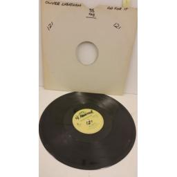 OLIVER CHEATHAM go for it, 12 inch single, CHAMP 12-63