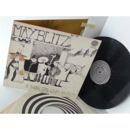 MAY BLITZ the 2nd of may, gatefold, 6360 037