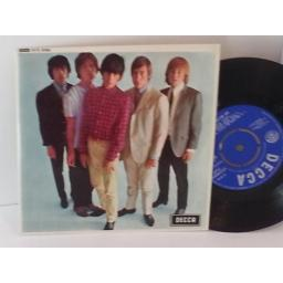 THE ROLLING STONES five by five EP, 7 inch single, DFE 8590