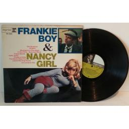 FRANKIE BOY & NANCY GIRL, die Sinatras singen