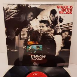 NEW KIDS ON THE BLOCK, hangin' tough, 460874 1, 12 inch LP