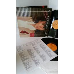 AL STEWART live indian summer, gatefold, 2 x lp, lyric insert, RCA LP 9001