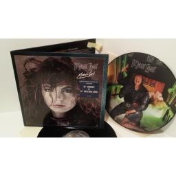 "MEATLOAF modern girl, gatefold, 12"" single and 12"" picture disc, ARIST 12585"