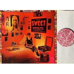 SWEET 16 it's it's…sweet's greatest hits.