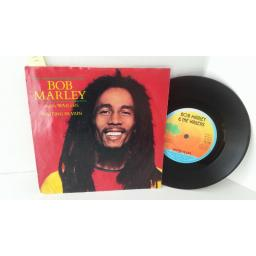 BOB MARLEY AND THE WAILERS waiting in vain, 7 inch single, IS 180