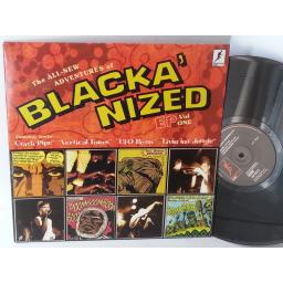 BLACKANIZED the all new adventures of blackanized ep vol one, RESP009