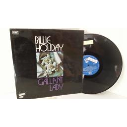 BILLIE HOLIDAY gallant lady, OU 2012