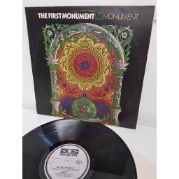 "MONUMENT, the first monument, BEAS 15, 12"" LP"