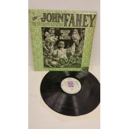 JOHN FAHEY the transfiguration of blind joe death, TRA 173