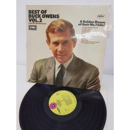 "BUCK OWENS, best of buck owens vol.2 and his buckaroos, ST2897, 12""LP"