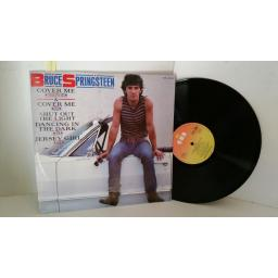 BRUCE SPRINGSTEEN cover me, 12 inch single, QTA 4662