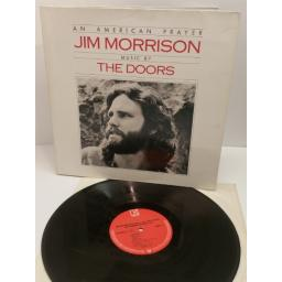JIM MORRISON AN AMERICAN PRAYER ELK 52111