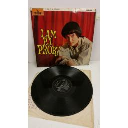 P.J. PROBY i am p.j proby, LBY 1235