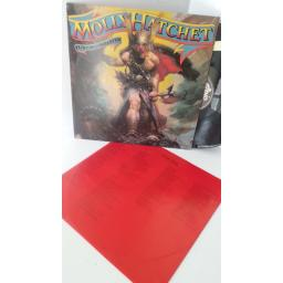 MOLLY HATCHET flirtin' with disaster, EPC 83791