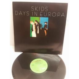 SKIDS days in europa OVED 42