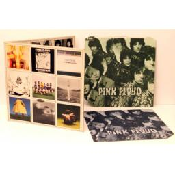 PINK FLOYD, A nice pair. A saucerful of secrets.