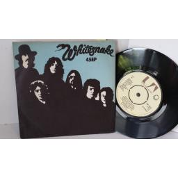 WHITESNAKE ready an' willing (sweet satisfaction), 7 inch single, BP363