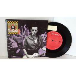 THE CLASH / BIG AUDIO DYNAMITE II should I stay or should I go / rush, 7 inch single, 656667-7