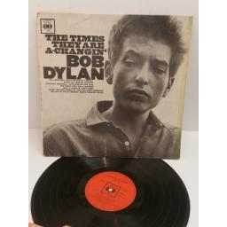 BOB DYLAN THE TIMES ARE CHANGIN' 62251