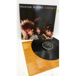 POINTER SISTERS contact, PL 85487