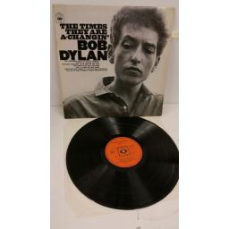 BOB DYLAN the times they are a-changin', 62251