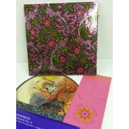 THE SMASHING PUMPKINS teargarden by kaleidyscope vol ii: the solstice bare, 12 inch picture disc, CD, boxset