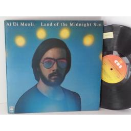AL DI MEOLA land of the midnight sun, 81220