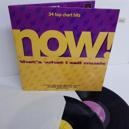 "NOW THAT'S WHAT I CALL MUSIC 19, NOW 19, 2x12"" LP, compilation"