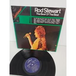 "ROD STEWART, the best of the best, 9279 135, 12 "" LP"