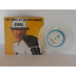 KINGS OF INFINITE SPACE cool, 7 inch single
