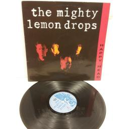 THE MIGHTY LEMON DROPS happy head, AZLP 1